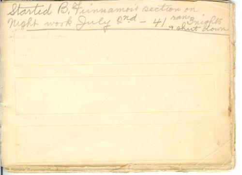 Jennie Pike's Date Diary (1932-1940) - Page 1