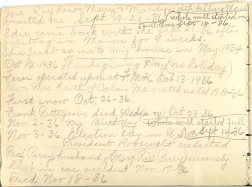 Jennie Pike's Date Diary (1932-1940) - Page 10