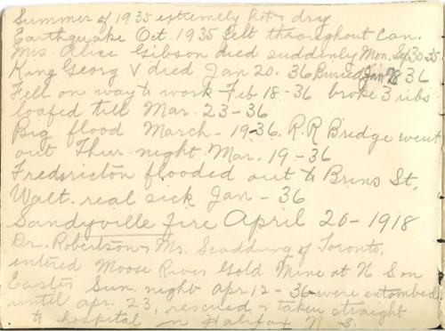 Jennie Pike's Date Diary (1932-1940) - Page 8