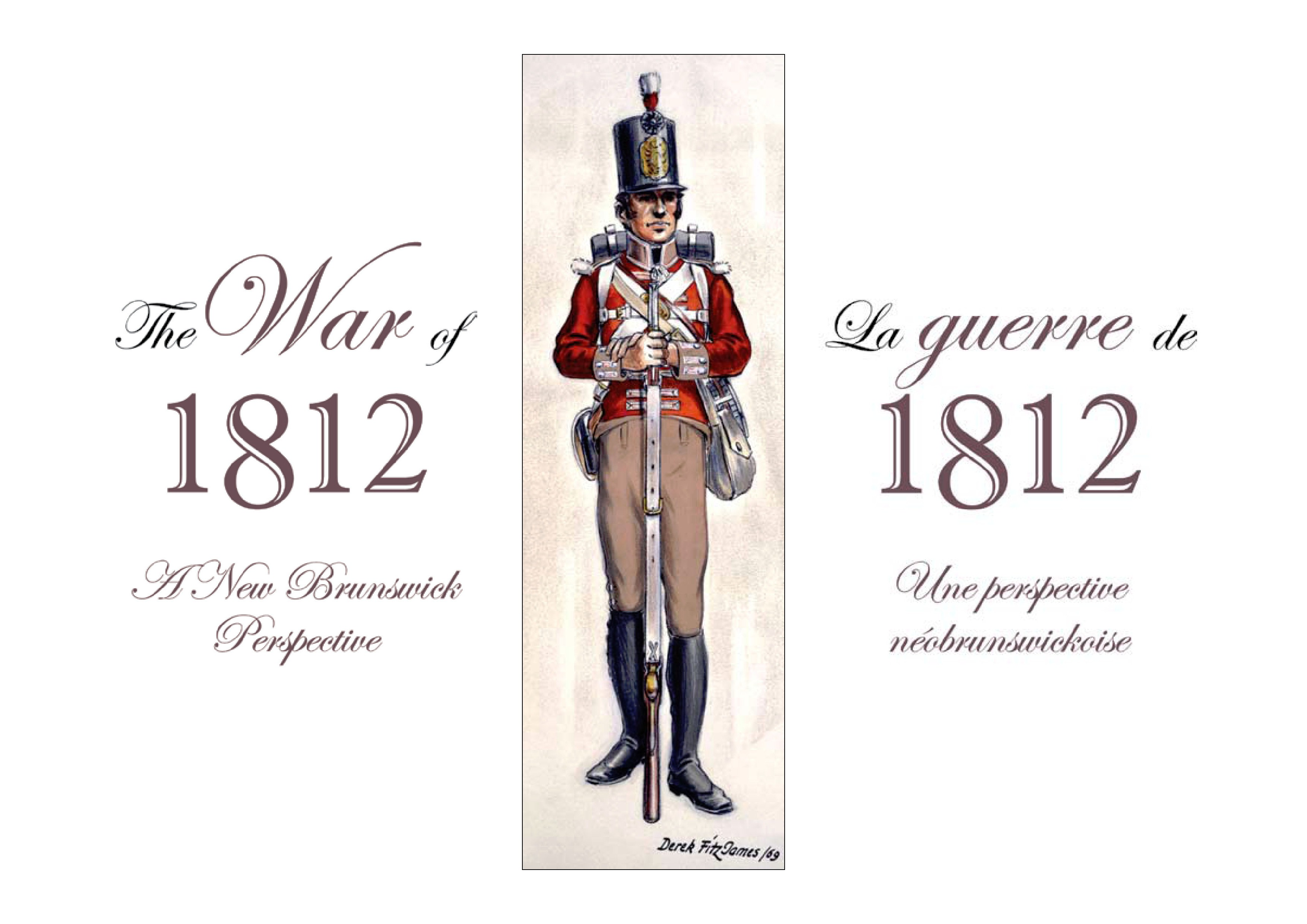 Fredericton Region Museum Publishes War Of 1812 Booklet