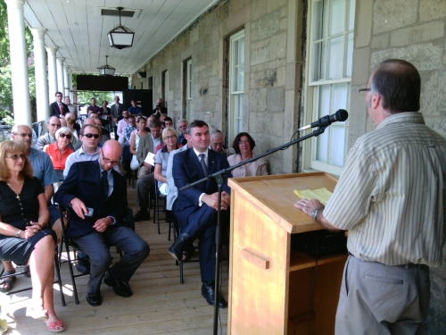 New Brunswick and the Great War Opening Presentations, 2014