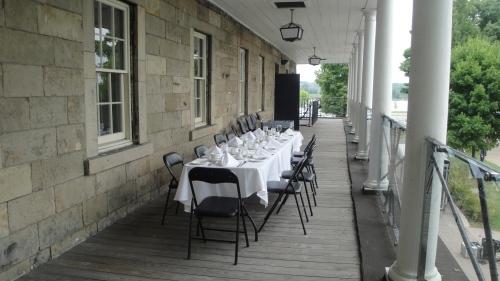 Summer Luncheon on the Balcony, 2012