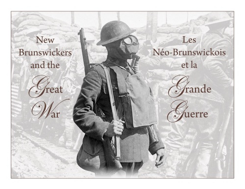 New Brunswickers and the Great War